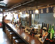大衆寿司酒場 蝦夷の漁 帯広の雰囲気1