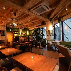 #802 CAFE&DINER 渋谷店の写真