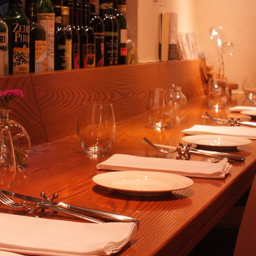cucina Italiana HARU クチーナイタリアーナ ハルの雰囲気1