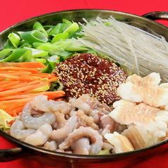 韓兄弟のおすすめ料理1