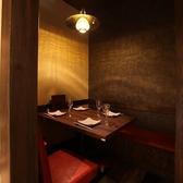 鉄板キッチン 吟 GIN 三宮店の雰囲気2