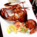料理メニュー写真オマール海老の鉄板焼き