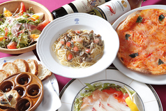 イタリア料理 ピヌーチョの写真