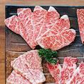 【7】お肉も最後。どのお肉も美味しいけれども、やっぱり最後は和牛でしょ。至福のひと時をお過ごしください★