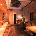 会社やお仲間同士での宴会にピッタリ◎最大14~15名様で個室が利用できます!