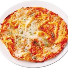 料理メニュー写真クリスピーおつまみマルゲリータピザ