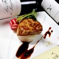 こだわりのボトルをご用意!赤ワイン、白ワイン、スパークリングワイン、シャンパンまで豊富な種類をお取り揃え。