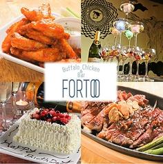 Buffalo Chicken&Bar FORTOの写真