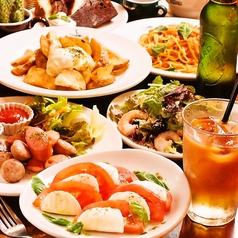 ダブルトールカフェ DOUBLE TALL CAFE 渋谷のおすすめ料理1