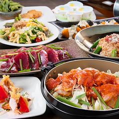 昭和食堂 三河高浜店のコース写真