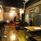 Italian bar MOMOLABO イタリアンバル モモラボの雰囲気2