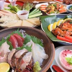 四季五穀亭のおすすめ料理1