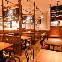 カフェ&バル SPC DINER エス ピーシー ダイナーの雰囲気1