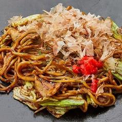 【焼きそば】豚肉(ソース)/魚介ミックス(塩ダレ)