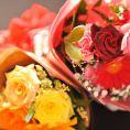 ■サプライズ■要予約の花束用意