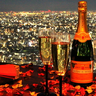 新宿 最上級夜景