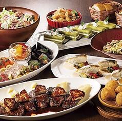 地中海料理&バル オクターヴァ OCTAVAR ホテル京阪 築地銀座グランデの写真