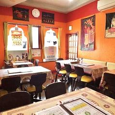 インド料理 ガザル 椿森店の雰囲気1