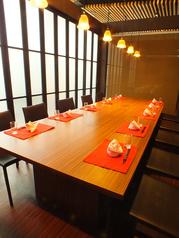 四川飯店 新潟の雰囲気2