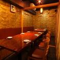 【完全個室】中華でめずらしい完全個室を完備しております!