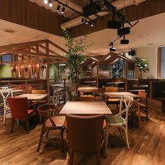 KOBE RIS CAFE 神戸 リスカフェ 神戸三宮の雰囲気1