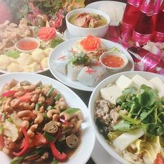 タイ料理 ガパオ食堂 恵比寿のコース写真