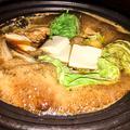 料理メニュー写真大山鶏すきやき鍋
