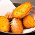 料理メニュー写真インカのめざめポテトフライ / ガーリックフライドポテト