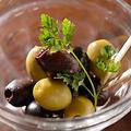 料理メニュー写真Assorted Olive オリーブ盛り合わせ