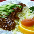 料理メニュー写真ジャージャン麺