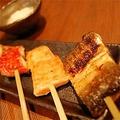 料理メニュー写真魚串焼き おまかせ3本