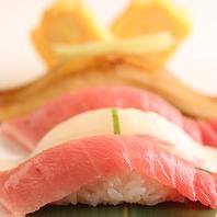 寿司の美登利『素材のこだわり』