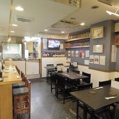 ◆少人数様用のテーブルもご用意♪デートやおひとり様でのご来店も大歓迎です!〈新宿 居酒屋 和食 鰻 串 しゃぶしゃぶ 日本酒 焼酎 宴会〉