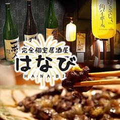 宮崎地鶏と九州郷土料理の店 はなび 宮崎橘通り店の写真