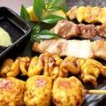 料理メニュー写真【サラリーマンの味方】焼き鳥の盛り合わせ五種盛り