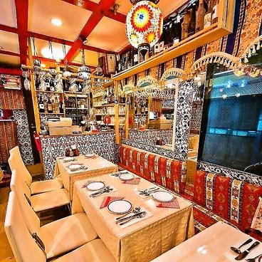 アリババ Alibaba Turkish Restaurant トルコレストラン 関内店の雰囲気1