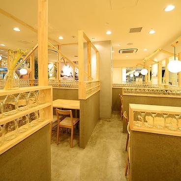TSUKUMO食堂 豊田t-FACE店の雰囲気1