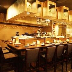 博多居酒屋 SHIN 野菜巻き串の巻きの雰囲気1