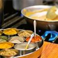 本場インドの味をお楽しみ頂けます。