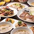 種類豊富な四川料理をご提供させて頂きます♪お友達と、同僚と、恋人と、ご家族と…様々なシーンにご利用頂けるお店です!ぜひ「ドラゴンパンチ」へのご来店、心よりお待ちしております!