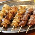 ★1串80円~のやきとん★契約農家から毎日届く、新鮮な豚肉をお出ししております。味には絶対の自信あり!!
