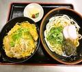 料理メニュー写真丼セット