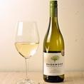 おすすめワイン4 【ダッシュウッド・マールボロ・ソーヴィニョンブラン(ニュージーランド)】フレッシュさがあり、麦わらや青リンゴ、ライムなどの新鮮さを感じさせるグリーン・ノートが溢れています。(税抜4900円)