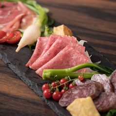 肉タリアのコース写真