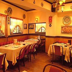トルコレストラン ウスキュダル 新宿の雰囲気1