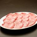 料理メニュー写真牛タン  塩