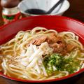 料理メニュー写真【沖縄のソールフード】八重山そば