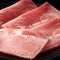 切り方まで徹底的に追求したお肉をご提供。