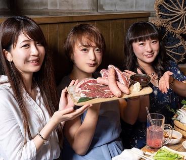 銭函バーベキュー 新橋銀座口店の雰囲気1