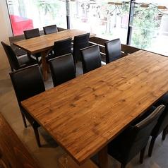 鉄板ステーキハウス田門 尾山台店の雰囲気1